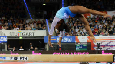 Simone Biles gears up for historic year ahead with U.S. Classic appearance in Louisville
