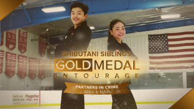Partners in crime: Olympic ice dancers, siblings, Youtubers ft. @ShibSibs