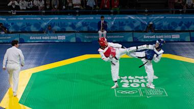 Semifinals and Finals - Day 4 - Taekwondo | Buenos Aires 2018 YOG