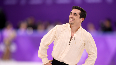 Figure skater Javier Fernandez on coaching future, Spanish ham and mentor Brian Orser