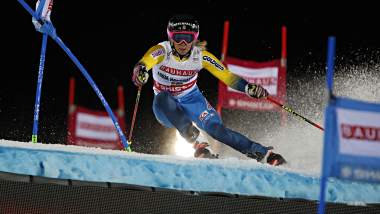 Women's Parallel Slalom - Qualifying   FIS World Cup - St Moritz