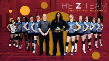 Can a 5-time Olympian transform a struggling volleyball team?