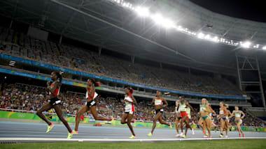 求められるのはタイムと持久力だけにあらず。陸上5000メートルは終盤のスプリントがみどころ