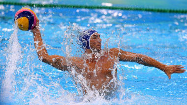 Men's 9-12 A - MNE v JPN   Water Polo - FINA World Championships - Gwangju