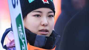 スキージャンプW杯、女子個人第17戦オーベルストドルフ大会で高梨沙羅が3位表彰台