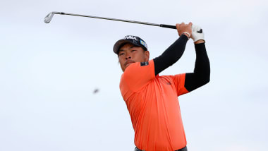 【ゴルフ】日本OP2日目:二度の降雨中断で日没サスペンデッド、暫定首位は藤本佳則
