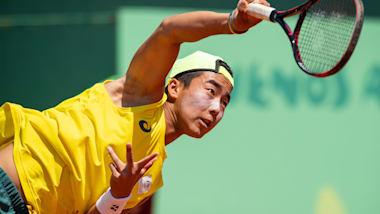 Tênis - Duplas (M) Disputa pela Medalha de Ouro | YOG Buenos Aires 2018