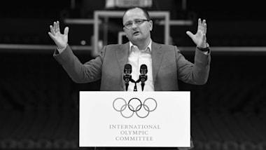 IOC Member Patrick Baumann, 51, passes away