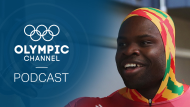 Never give up: Ghana skeleton slider Akwasi Frimpong's advice for YOG