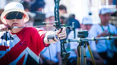 Compound Finals | World Para Championships - 's-Hertogenbosch