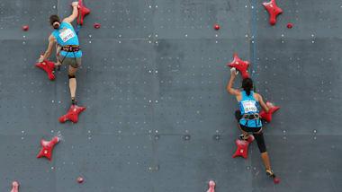 Speed Finals | IFSC Boulder und Speed Weltcup - Chongqing