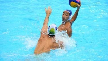 世界水泳・韓国大会8日目:水球男子が大会初勝利で決勝トーナメント進出