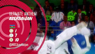 국가: 리우 올림픽 아제르바이잔 최고의 순간