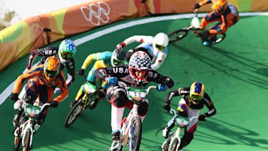 READY STEADY TOKYOー自転車競技(BMXレーシング)