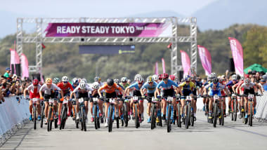 READY STEADY TOKYO - Cycling Mountain Bike