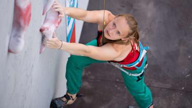 Women's Combined Speed Finals - Sport Climbing | Buenos Aires 2018 YOG