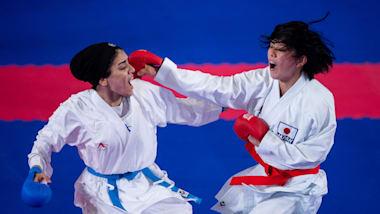 Elimination Round - Day 1 - Karate | Buenos Aires 2018 YOG