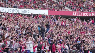 Мадридский рекорд в женском футболе