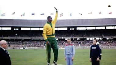 Da Silva oro nell'atletica a Melbourne 1956