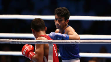 Indian boxing squad announced for Olympic Test Event