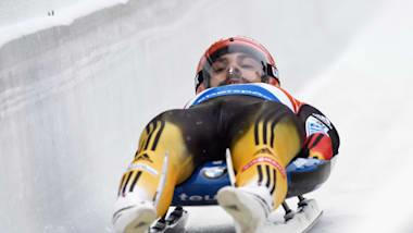 Herren Einzel - Lauf 2 | FIL Weltcup - Sigulda