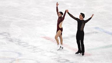 Tessa Virtue and Scott Moir hang up skates on sparkling career
