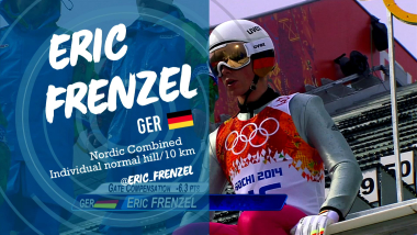 Eric Frenzel: Mes Highlights de Sotchi