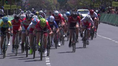 Combined Team Straßenrennen – Radsport | OJS 2018 Highlights