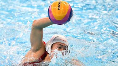 Damen Spiel um Bronze | Wasserball - Sommer-Universiade - Neapel
