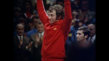 Witold Woyda in Munich 1972