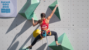 Women's Combined Lead Finals  - Sport Climbing |  Buenos Aires 2018 YOG