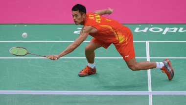 Lin Dan: Olympic Highlights