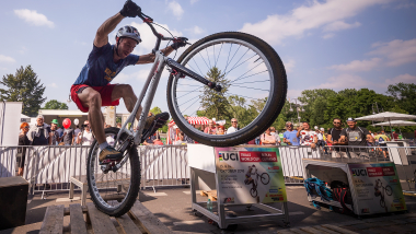 Trials Finals - Men's Elite | UCI Urban Cycling World Championships