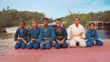Judo por el mundo - Australia