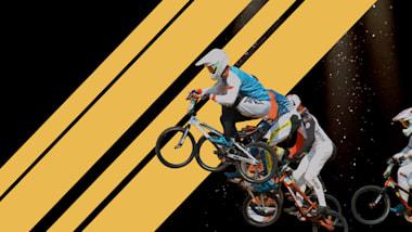 配信中 - 完璧な自転車BMXレースをすることは可能か?
