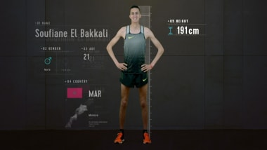Anatomy of a Steeplechaser: How El Bakkali's physique helps his stamina?