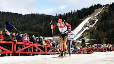 15km individuales (M) | Copa del Mundo de la FIS - Chaux Neuve