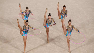 FIG Gymnastics World Challenge Cup 2019 - Minsk