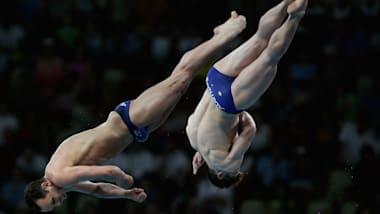 Men's 10m Sync Platform Prelim | Diving - FINA World Championships - Gwangju