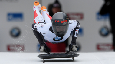 Women's Skeleton - Run 1 | IBSF World Cup - Innsbruck