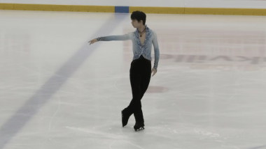 Destaques de Hanyu no Autumn Classic 2018