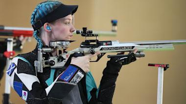 Finale Carabina 3 Pos. 50m D | Coppa del Mondo Carabina/Pistola ISSF - Rio