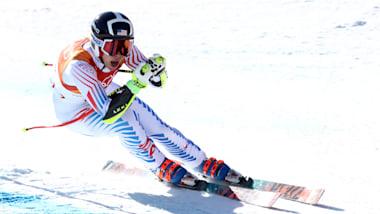 Women's Super-G   FIS World Cup - St Moritz