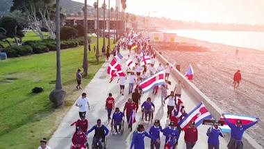 WATCH... Stance ISA World Adaptive Championship -  La Jolla