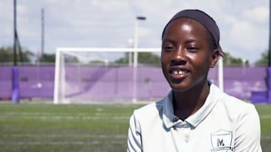 Arma secreta da Jamaica: a estudante Jody Brown