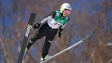 スキージャンプW杯女子個人第15戦、高梨沙羅が今季初勝利...ルンビの連勝6で止める