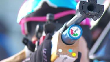 Biathlon: 7.5km M & 6km W Standing & Visually Impaired | 2018 Paralympics