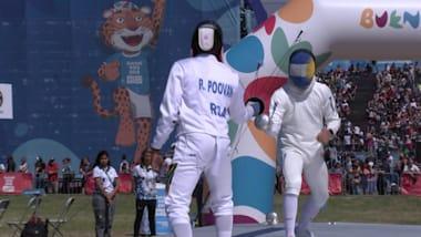 남자 결승 – 모던 펜타슬론 | YOG 2018 하이라이트