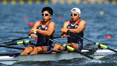 五輪経験者を含む6人に注目のボート、日本は選手の伸びしろに期待