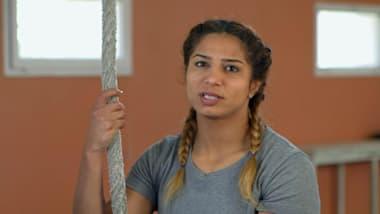 نصائح في المصارعة: تمارين القوة مع مروى العامري